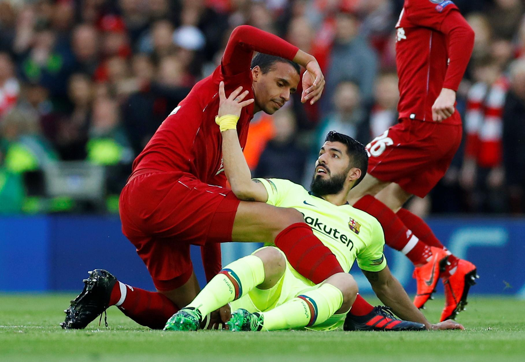 ليفربول ضد برشلونة  (30)
