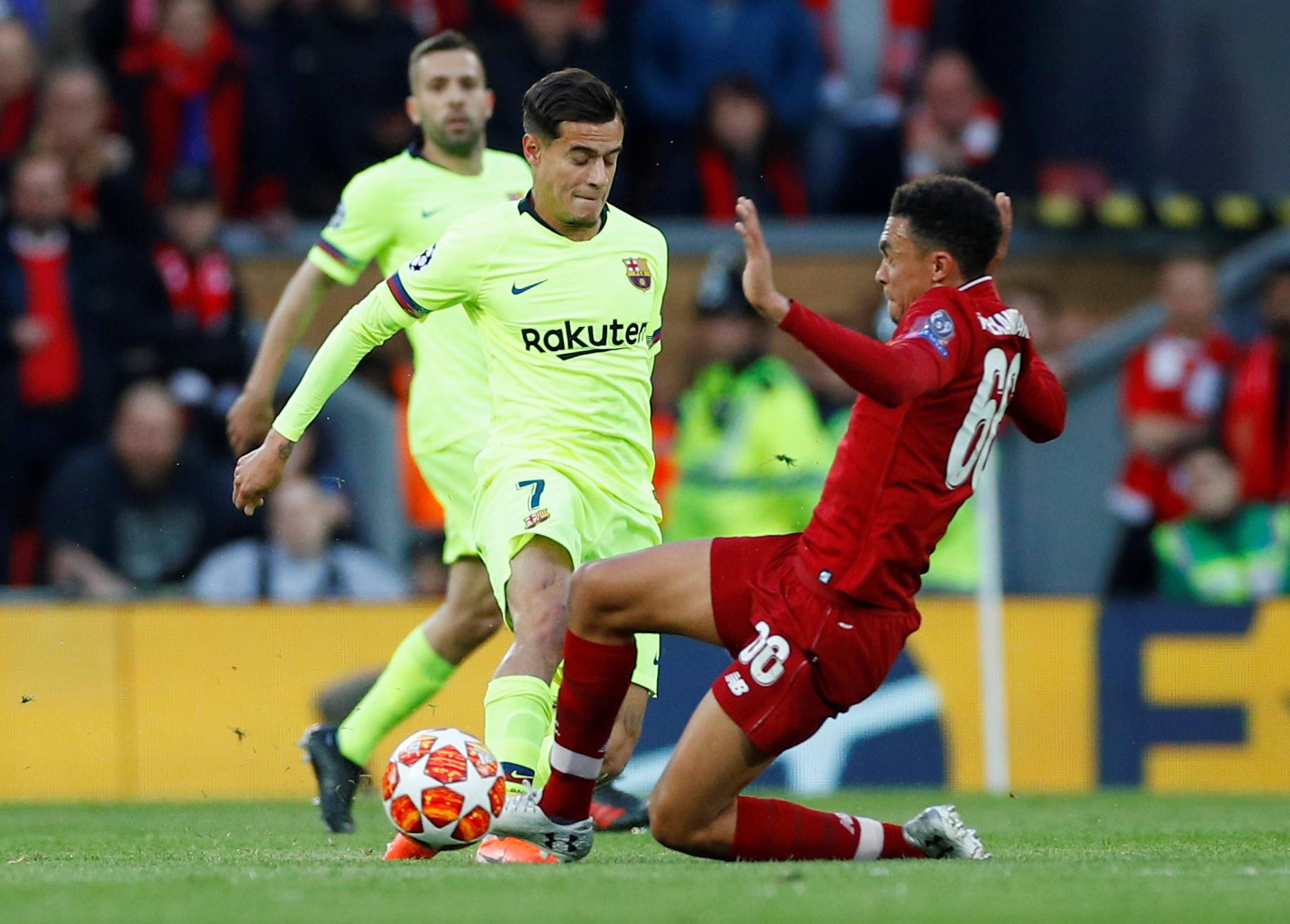 ليفربول ضد برشلونة  (37)