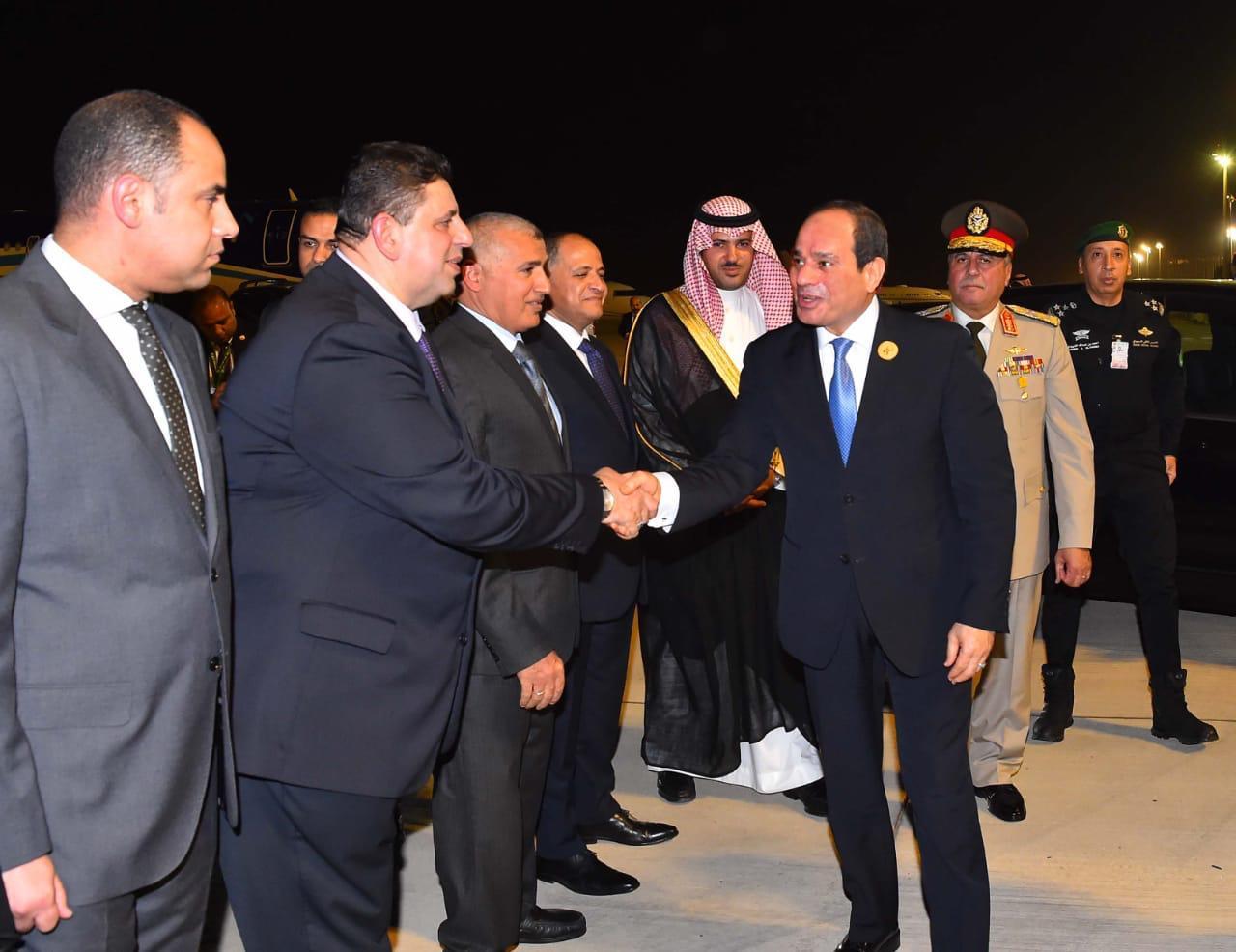 الرئيس عبد الفتاح (2)