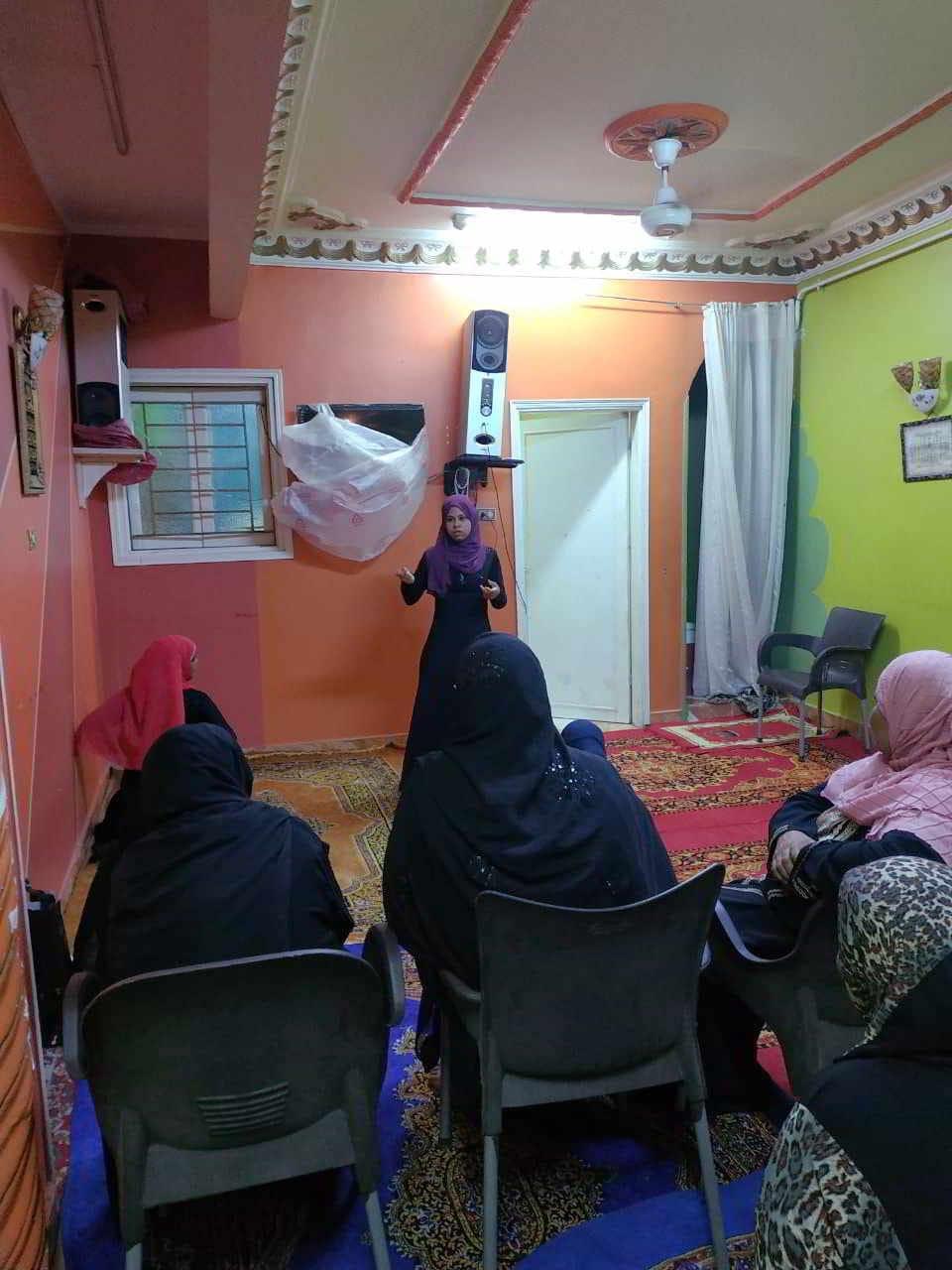 شركة مياه الشرب بالأقصر تجوب الشوارع لإطلاق حملة عدم إهدار المياه قبل عيد الفطر المبارك (3)