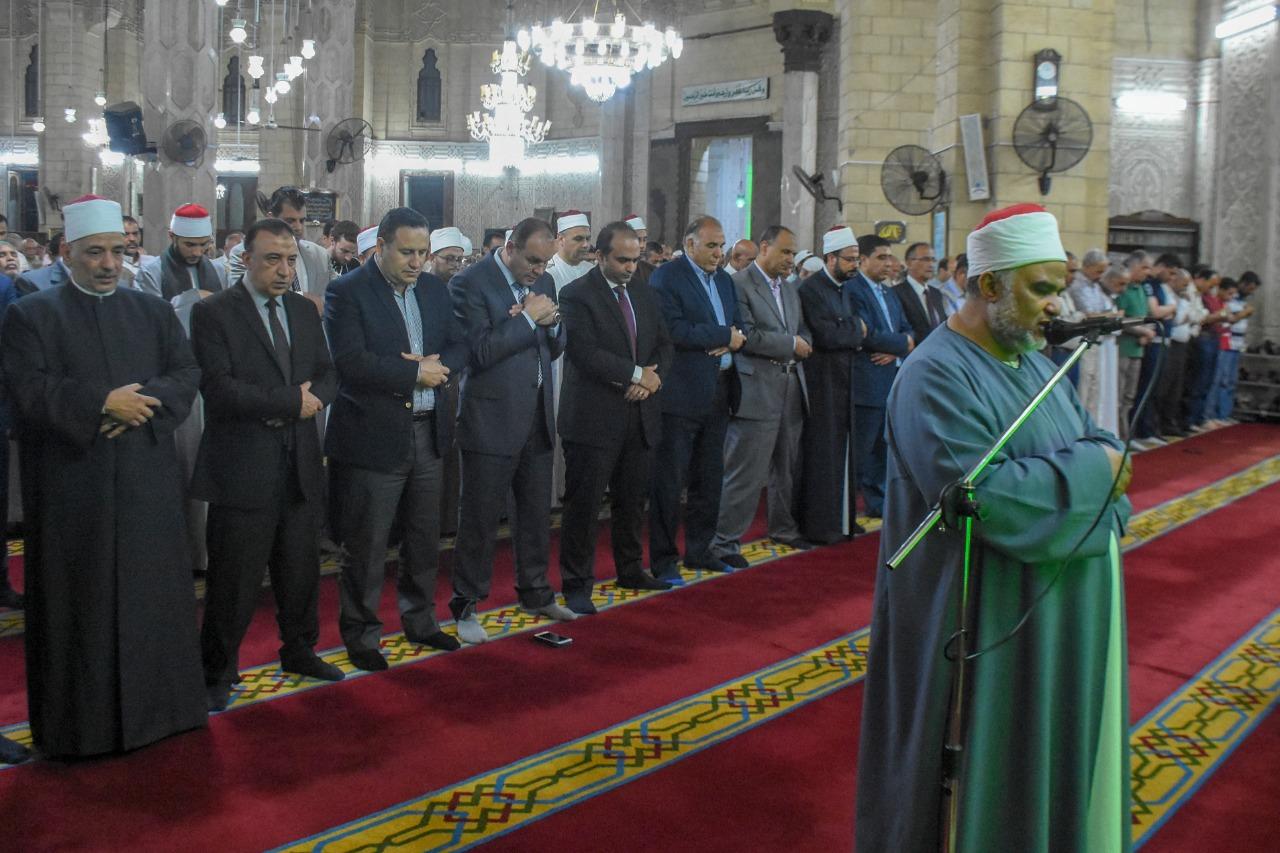 أوقاف الإسكندرية تحتفل بليلة القدر بحضور المحافظ (4)