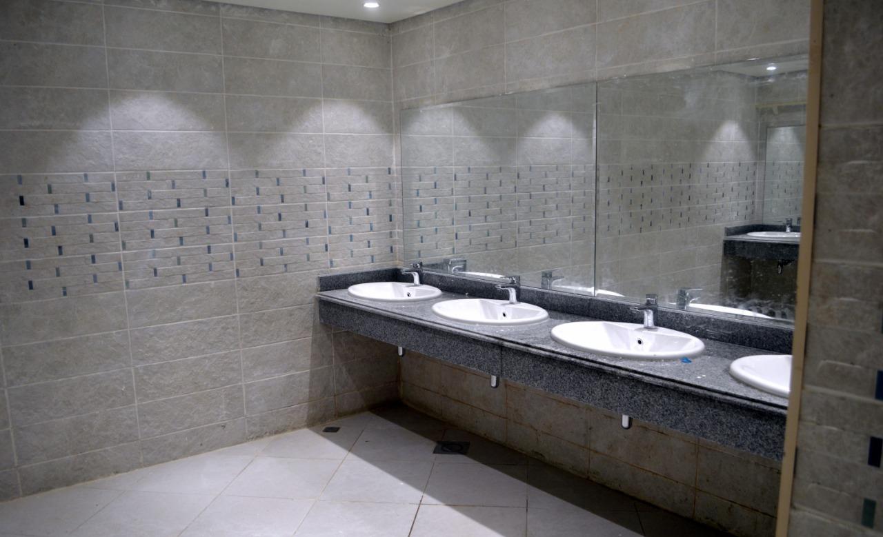 تطوير الحمامات