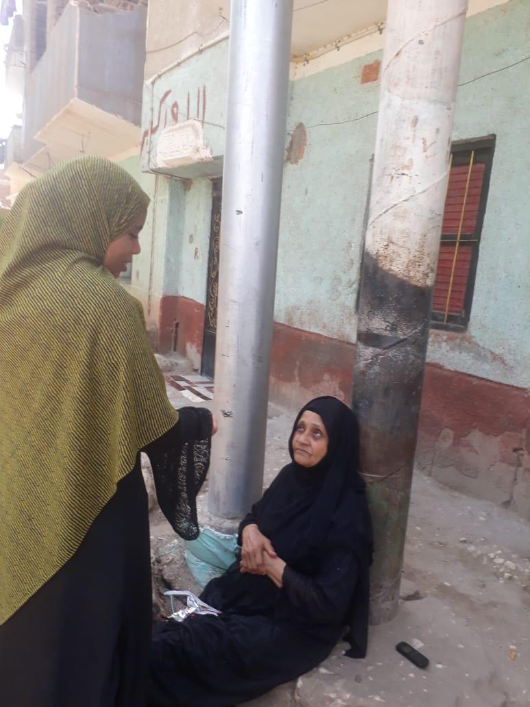 شركة مياه الشرب بالأقصر تجوب الشوارع لإطلاق حملة عدم إهدار المياه قبل عيد الفطر المبارك (2)