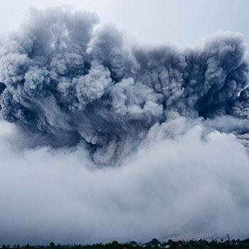 بركان سومطرة (5)