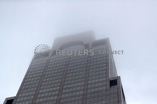 اصطدام مروحية أمريكية بمبنى فى نيويورك (11)