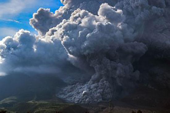 بركان سومطرة (10)