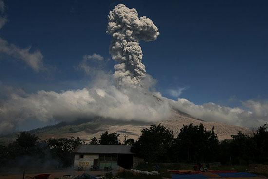 بركان سومطرة (9)