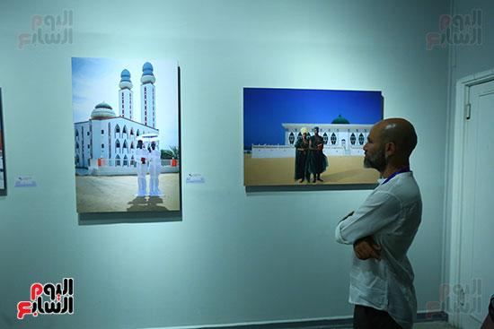 حفل افتتاح بينالى القاهرة الدولى للفنون (48)
