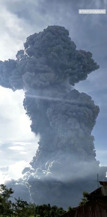 بركان سومطرة (1)