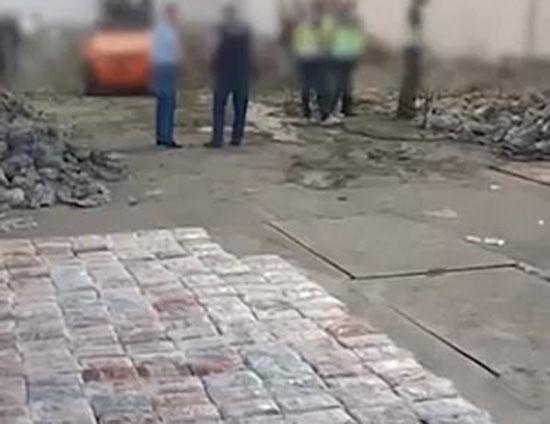 شحنة الكوكايين