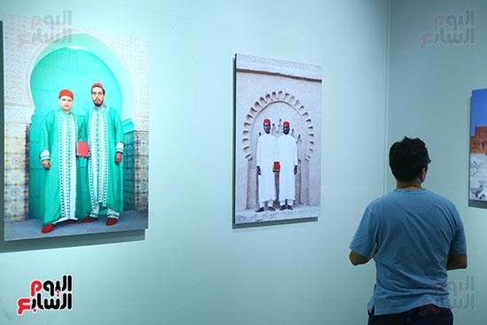 حفل افتتاح بينالى القاهرة الدولى للفنون (47)