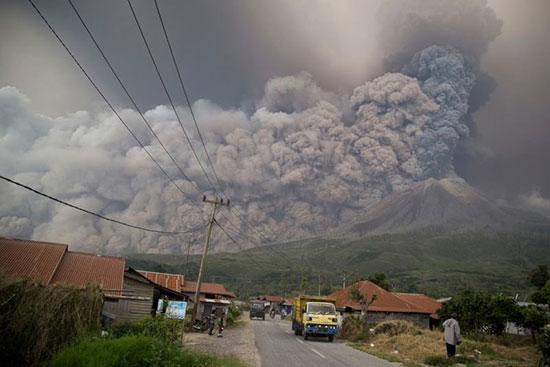 بركان سومطرة (11)