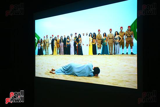 حفل افتتاح بينالى القاهرة الدولى للفنون (63)