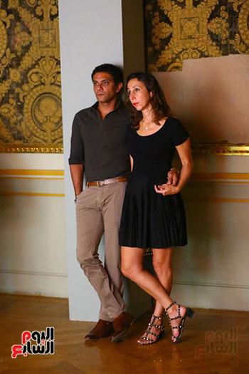 اسر-ياسين-وزوجته-(2)