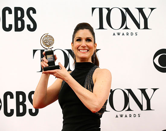 توزيع جوائز تونى المسرحية (10)
