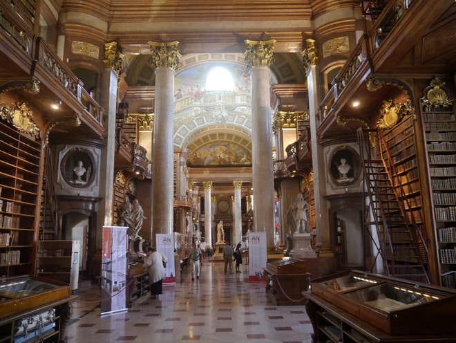 مكتبة لورينزيانا