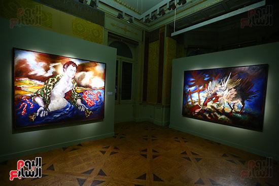 حفل افتتاح بينالى القاهرة الدولى للفنون (62)