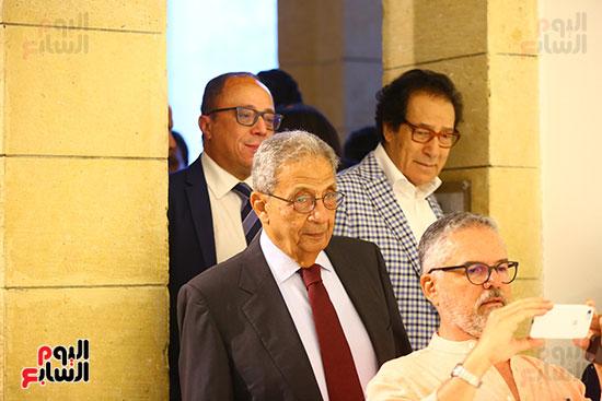 حفل افتتاح بينالى القاهرة الدولى للفنون (8)