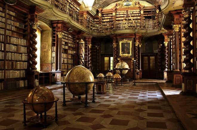 المكتبة الوطنية النمسا فينيا