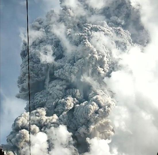 بركان سومطرة (6)