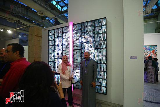 حفل افتتاح بينالى القاهرة الدولى للفنون (21)