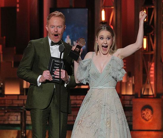توزيع جوائز تونى المسرحية (3)
