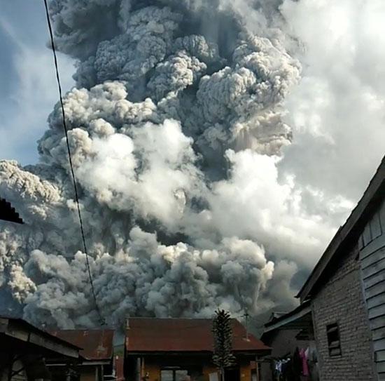 بركان سومطرة (7)