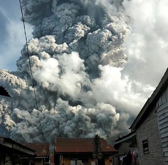 بركان سومطرة (8)