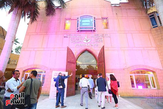حفل افتتاح بينالى القاهرة الدولى للفنون (16)