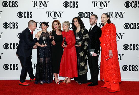 توزيع جوائز تونى المسرحية (8)