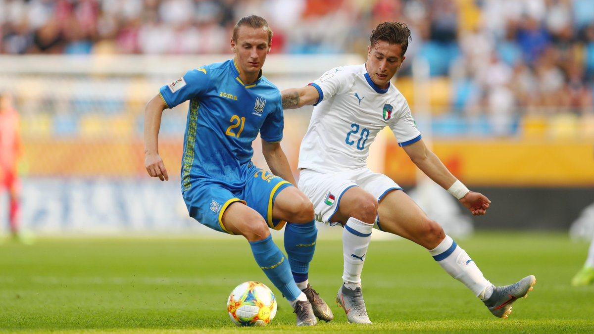 مباراة أوكرانيا وإيطاليا