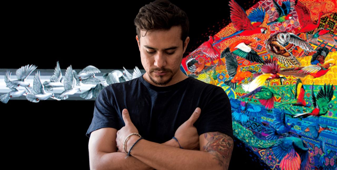 الفنان الكولومبى