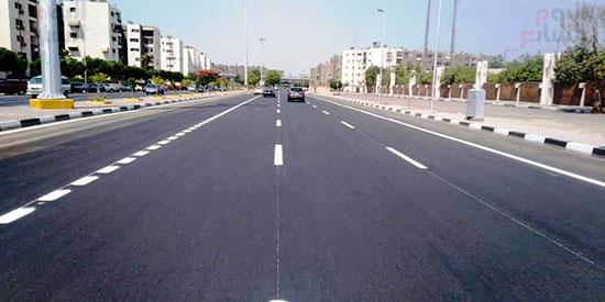 6201911101744870-تخطيط-الشوارع-ودهان-الأرصفة-بمحيط-استاد-القاهرة--(9)
