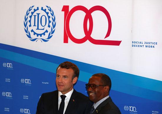 الرئيس-الفرنسى-إيمانويل-ماكرون