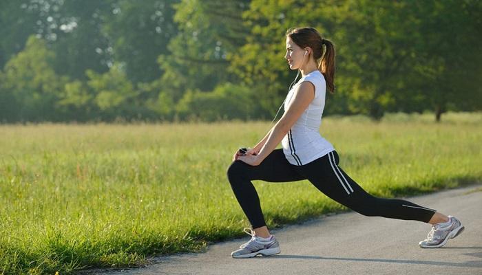 ممارسة  الرياضة وعضلات الجسم