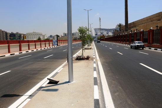 محافظ القاهرة يتفقد محيط استاد القاهرة   (3)