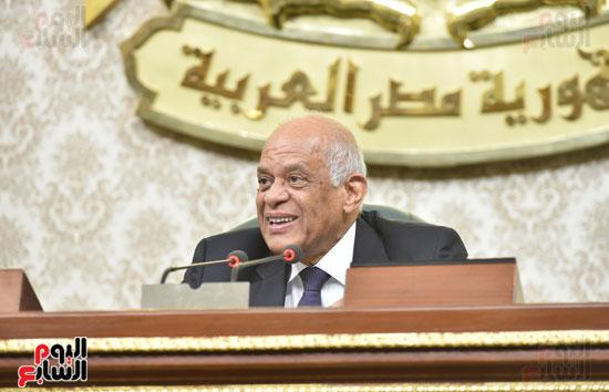 الجلسه العامه لمجلس النواب (2)