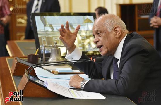 الجلسه العامه لمجلس النواب (11)