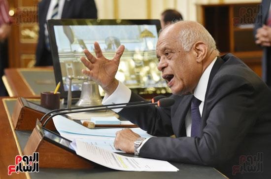 الجلسه العامه لمجلس النواب (10)