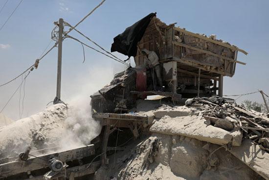 إعادة-البناء-فى-غزة