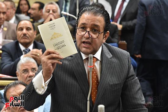 الجلسه العامه لمجلس النواب (6)