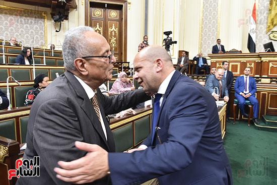 الجلسه العامه لمجلس النواب (15)