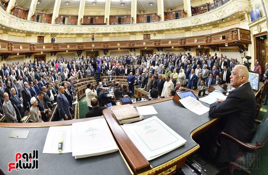 الجلسه العامه لمجلس النواب (14)
