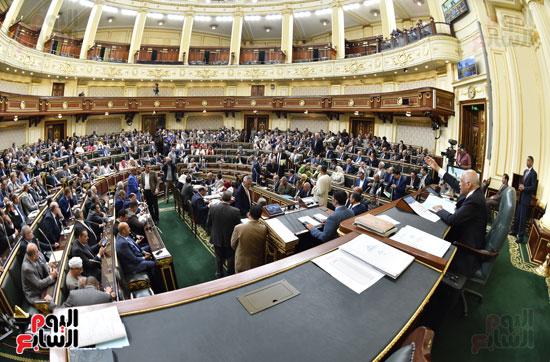الجلسه العامه لمجلس النواب (8)