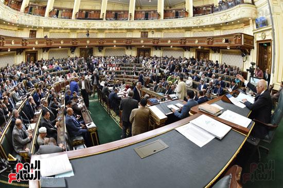 الجلسه العامه لمجلس النواب (9)