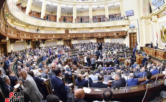 الجلسه العامه لمجلس النواب (7)