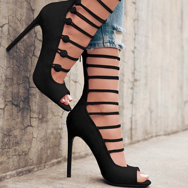 XingDeng-High-Heels-Pumps-Shoes-Women-Lace-Up-Bandage-Summer-Sexy-Cross-Strap-Thin-Heels-Party-Ladies-Peep-Toe-Stilettos-Shoes-HNBUOHMKTPMF-hty0