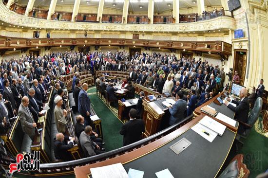 الجلسه العامه لمجلس النواب (16)
