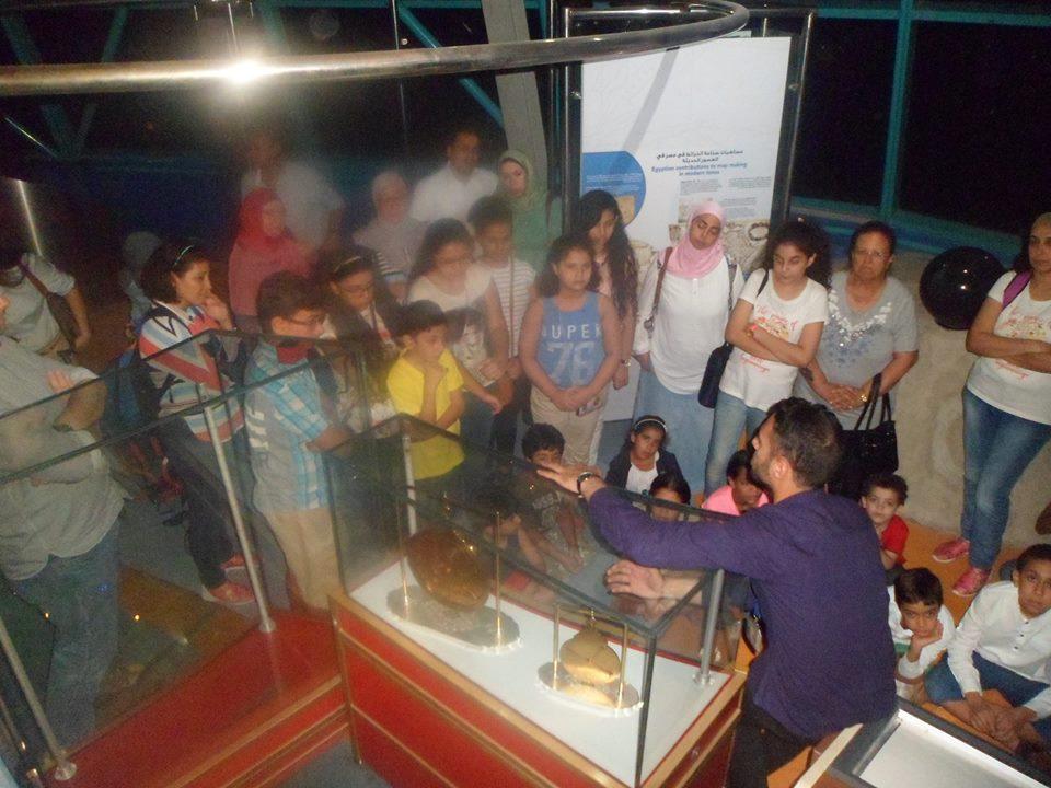 جانب من فعاليات متحف الطفل (4)