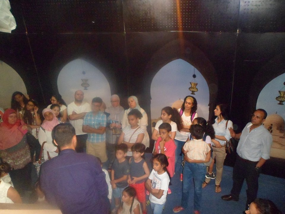 جانب من فعاليات متحف الطفل (3)